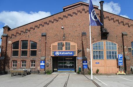 Katsastusasemat Helsinki
